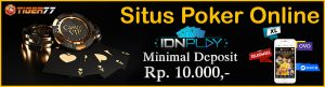 Situs Judi Agen Poker Online Terpercaya | Daftar IDNPlay Poker Pulsa 10rb